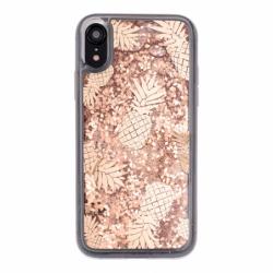 Funda Tropical iPhone XR Gold