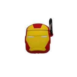 Funda AirPods Iron Man